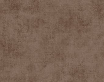 Lila Tueller Fabric, Chocolate Brown Blender, Fiona's Fancy by Lila Tueller for Riley Blake Fabrics, C200-25