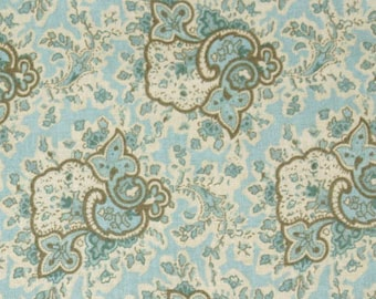 AE Nathan & Co Fabric, 4349-63 Floral Star Search, September Quilters Collectibles by AE Nathan