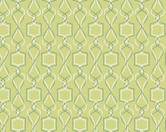Art Gallery Fabrics, Pendants Limestone, Reminisce by Bonnie Christine--Quilting and Mask Fabric, OEKO-TEX Standard 100 Certified--RMS-2504