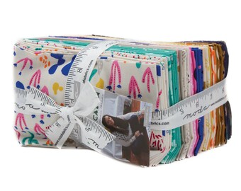Yucatan 9 x 22 in. 34 Fat Eighths Bundle, by Annie Brady for Moda Fabrics, Full Collection--16710F8