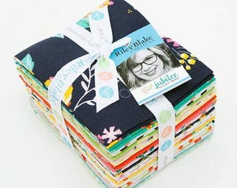Jubilee 24 Fat Quarter Bundle designed by Cyndi Walker for Riley Blake Designs--FQ-7480-18