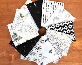 Capsules Pacha, 12 Print Bundle, Fat Quarter or Half Yard Quilting Fabric Bundles by AGF Studio for Art Gallery Fabrics