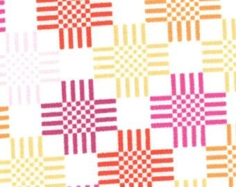 Kate Spain Fabric, Terrain by Kate Spain for Moda Fabrics, 27096-23 Footpath Bloom