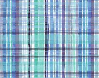 Dear Stella Fabrics, Tartan Wash, No Place Like Om Fabrics by August Wren, Quilting Cotton, STELLA-DJL1705  MULTI