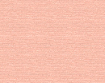 Dear Stella Fabrics, Apricot Moonscape, Cotton Fabric by the Yard and Fat Quarters, Quilting Fabric, ST-1150APRIC