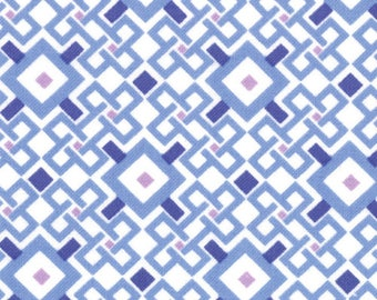 Kate Spain Fabric, Pagoda Waterfall, Good Fortune by Kate Spain for Moda Fabrics, 27108-17