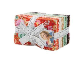Meraki 9 x 22 in. 34 Fat Eighths Bundle, by BasicGrey for Moda Fabrics, Full Collection--30490F8
