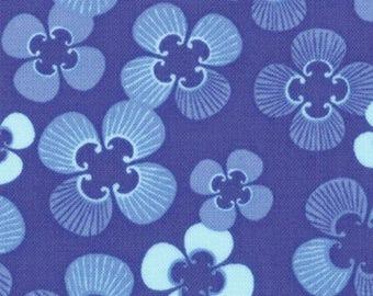 Kate Spain Fabric, Yoshino Waterfall, Good Fortune by Kate Spain for Moda Fabrics, 27104-17