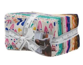 Yucatan 9 x 22 in. 34 Fat Eighths Bundle, by Annie Brady for Moda Fabrics, Full Collection--16710F8