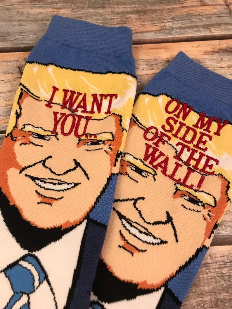 374d99737ad Trump Socks Make America Great Again MAGA Republican Gift