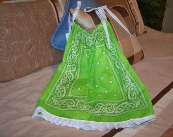 Bandana Dress   5-6