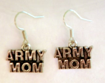 Military earrings