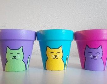 Kitty Planters