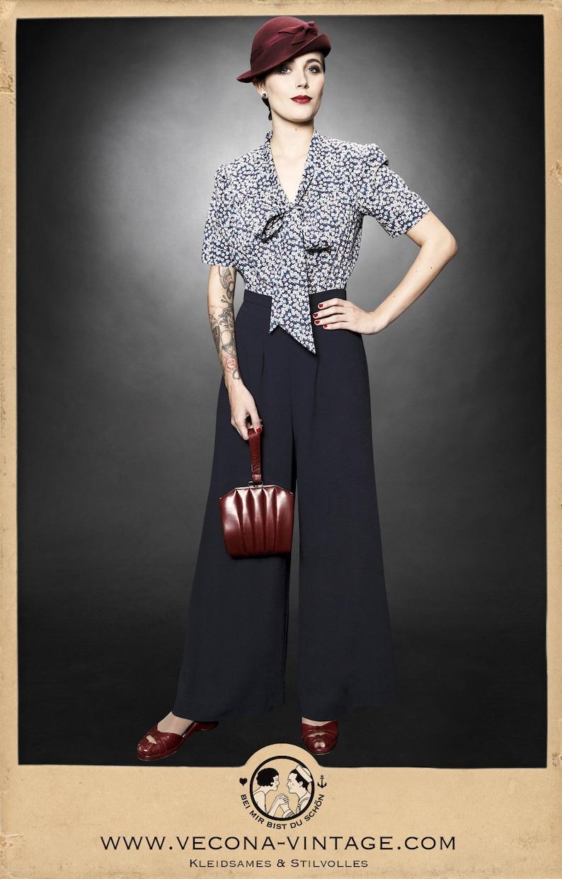 1930s Outfit Inspiration – Women's Clothing Ideas VeconaVintage  AT vintagedancer.com