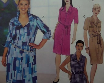 CUT Vintage McCall/'s 3511 Sewing Pattern