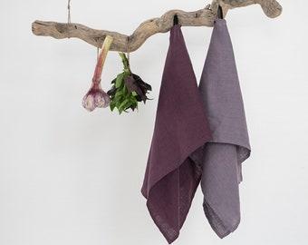Linen aprons & towels