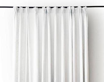 More Colors Curtain Pinch Pleat