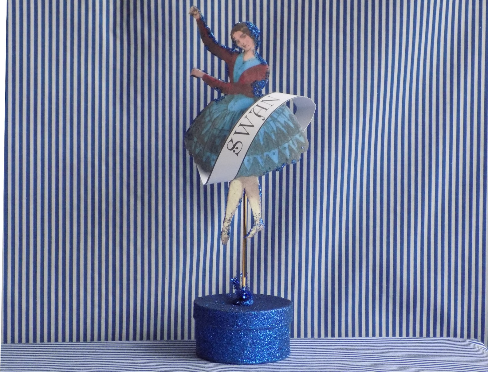 ballet dancer display box