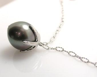 South Sea Pearl pendant.