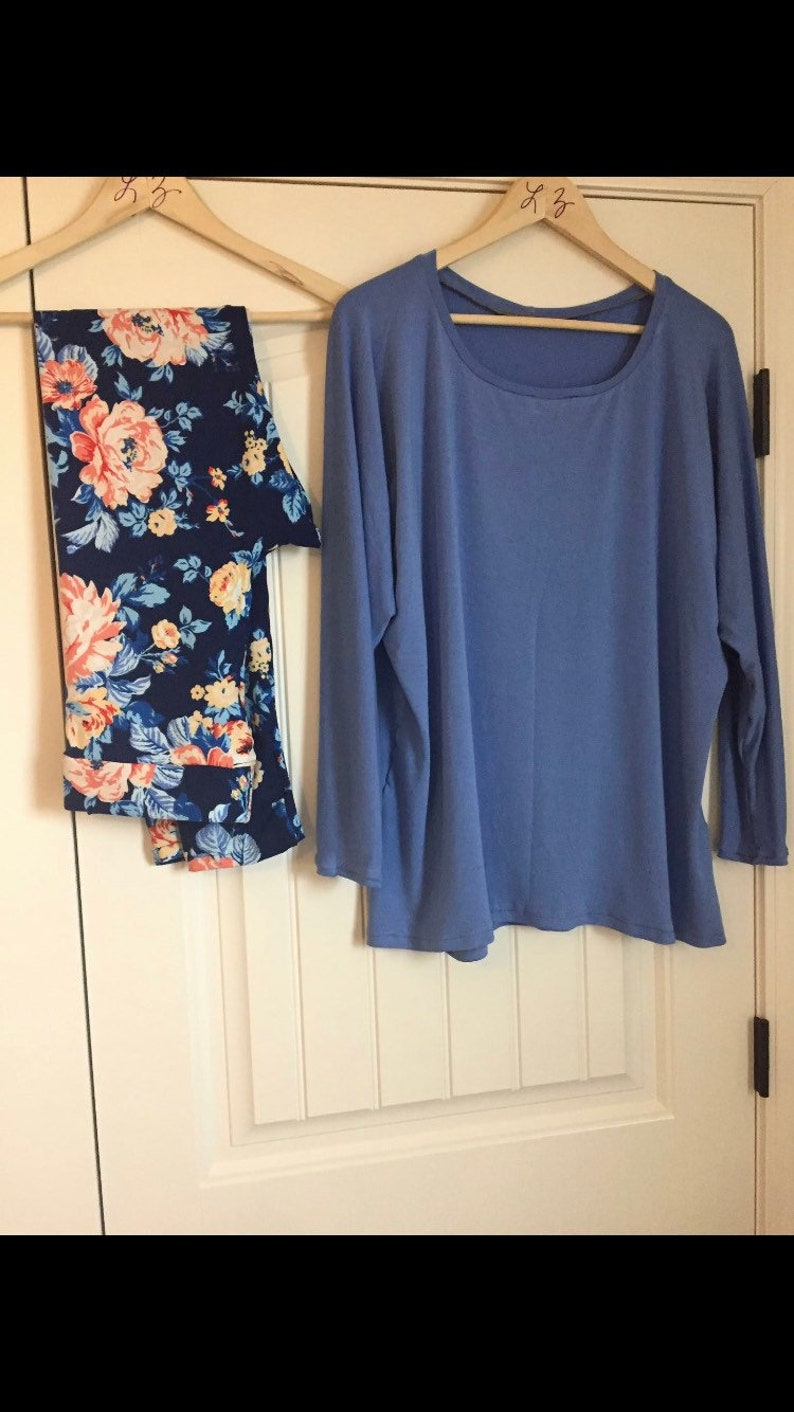 Ladies custom leggings  made to order image 0