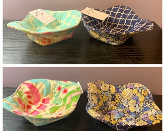 Bowl Cozy, Insulated Bowl Holder - made to order