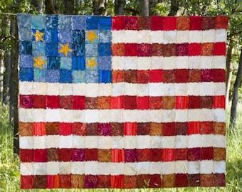 Flag Quilt Pattern