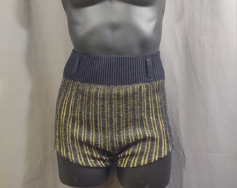 A. Sulka and Company 1920s wool bathing suit for men Size Medium