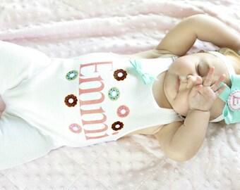 Kinacle I Love Nikita Personalized Baby//Toddler T-Shirt