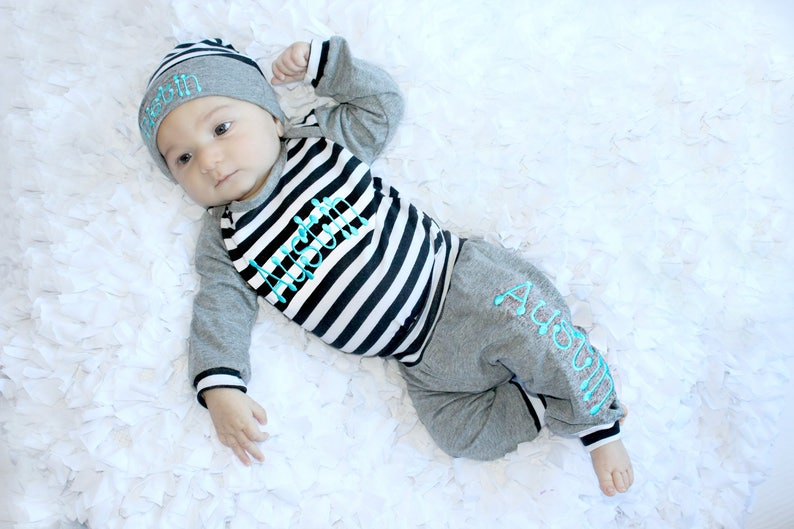 13622653 Preemie Clothes Newborn Baby Boy Take Home Outfit Baby Boy | Etsy
