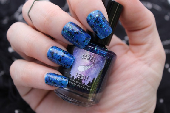 Can't Take the Sky From Me nail polish by Comet Vomit