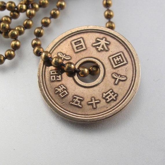Vintage Necklace JAPAN