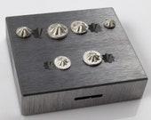Shot Plate 7 silversmith, goldsmith, jeweler