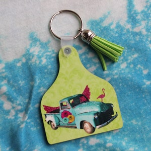 LIFE in the FAST LANE keytag