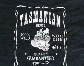 Vintage Looney Tunes Tasmanian Devil t shirt
