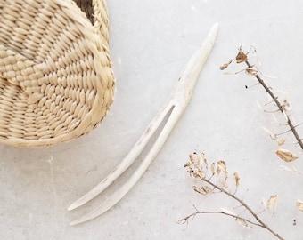 Hair Pin Deer Antler Hair Fork Hair Stick Bun Pick