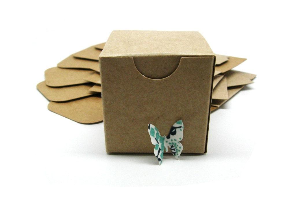 Favor Gift Boxes: Kraft Boxes Favor Boxes Small Favor Boxes Set Of 10