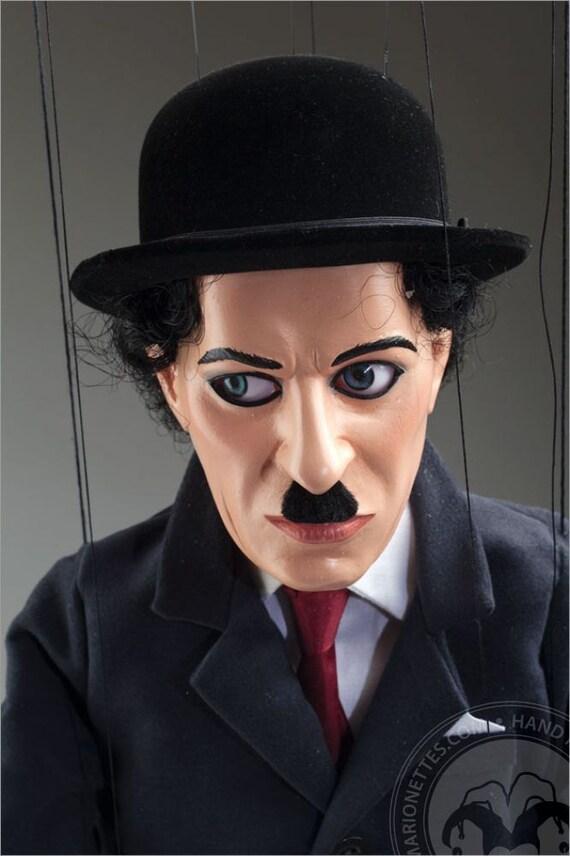 giacca smoking nero marionetta