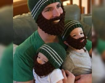 Bearded Beanies All Sizes