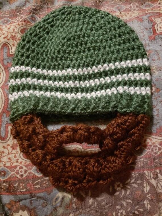 Ready to ship bearded beanie baby