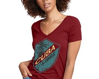 Ladies Cuba Libre Shield
