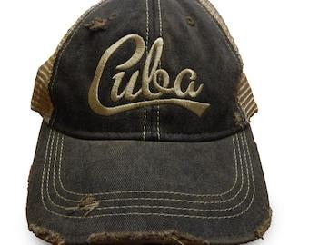 HBC04 Vintage Baseball Cap