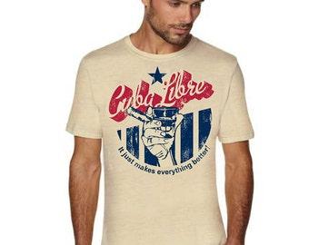 Cuba Libre T-shirt HBM44