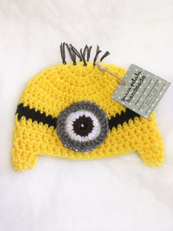 hot sale online 8a168 2ae9f cappello minion cattivissimo me