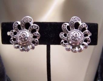 SALE - TAKE 20% OFF - Sterling Silver Earrings- Free Shipping