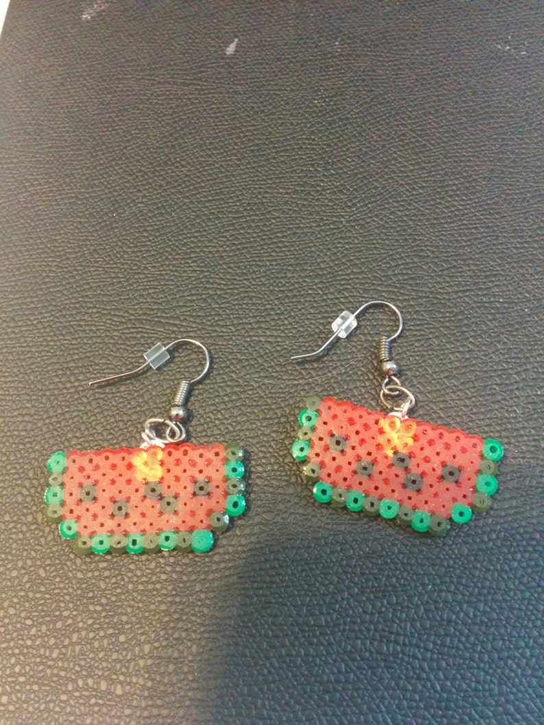 Watermelon Earrings image 0