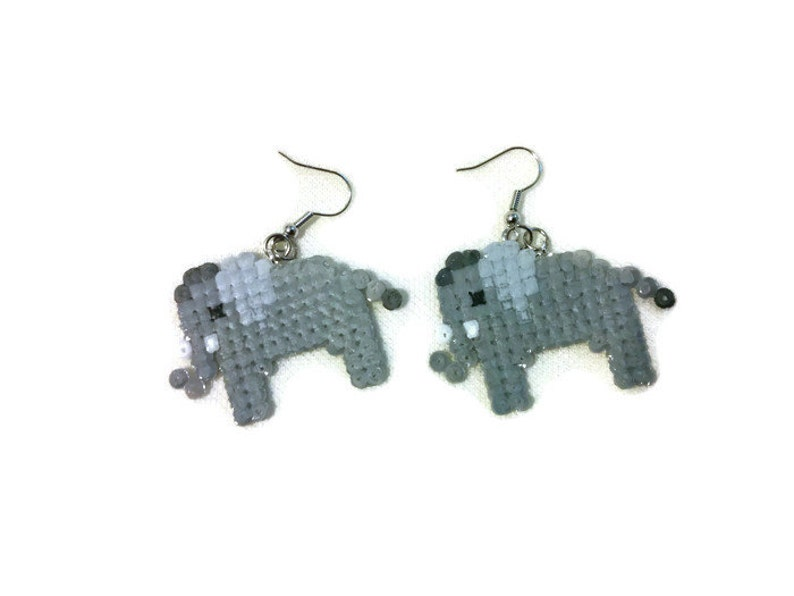 Elephant Earrings image 0