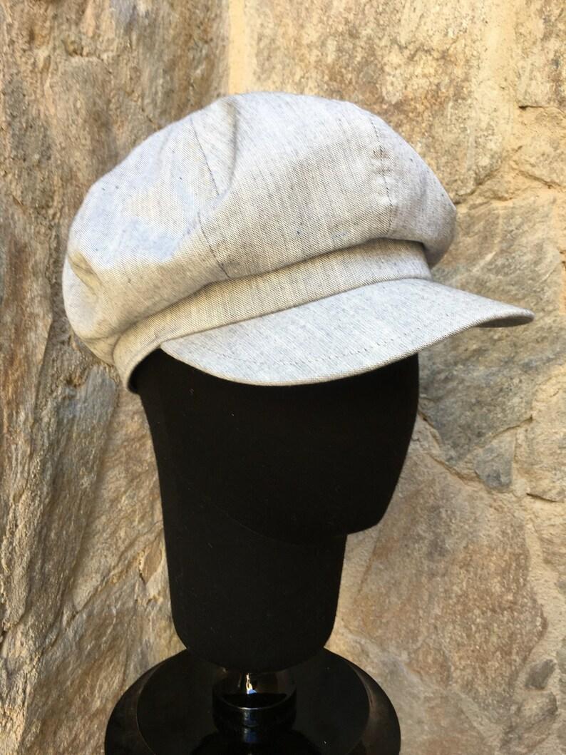 Peaky Cap by Raceu Atelier