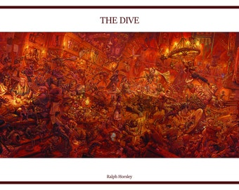 The Dive -poster