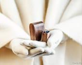 Wood ring box - engagement ring box - proposal box by Woodstorming