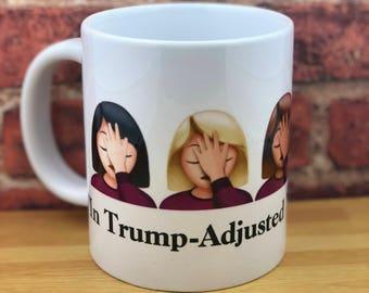 Jumbo Mug - Trump-Adjusted Terms (20oz)